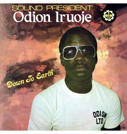 Soundway Records Odion Iruoje - Down To Earth