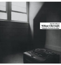 DAIS William S. Burroughs - Nothing Here Now But The Recordings