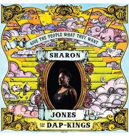 Daptone Records Sharon Jones And The Dap Kings - Give The People What They Want