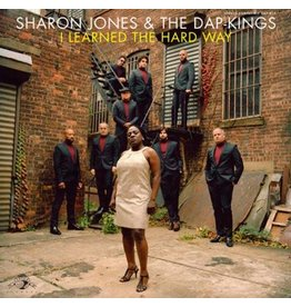 DAPTONE RECORDINGS Sharon Jones And The Dap Kings - I Learned The Hard Way
