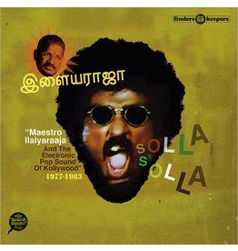 Finders Keepers Records Ilaiyaraaja - Solla Solla