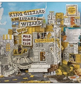Heavenly Recordings King Gizzard & The Lizard Wizard - Sketches Of Brunswick East