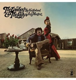 Light In The Attic Lee Hazlewood & Ann-Margret - Cowboy And The Lady