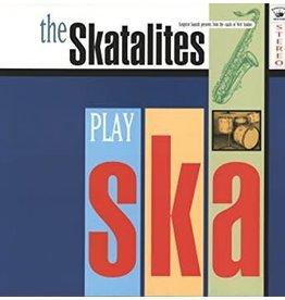 Kingston Sounds Skatalites - Play Ska