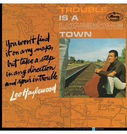 Light In The Attic Lee Hazlewood - Trouble Is A Lonesome Town