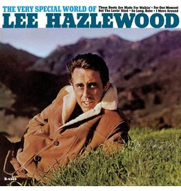 Light In The Attic Lee Hazlewood - The Very Special World Of Lee Hazlewood