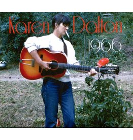 Delmore Recordings Karen Dalton - 1966