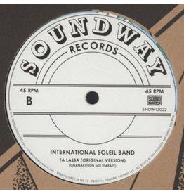 Soundway Records International Soleil Band - Ta Lassa