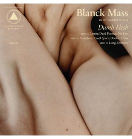 Sacred Bones Records Blanck Mass - Dumb Flesh (Signed Copy!)