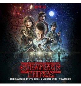 Invada Records OST - Stranger Things Vol. 1 (Red/Blue Vinyl)