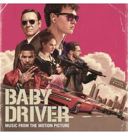 Sony Music Entertainment Various - Baby Driver OST