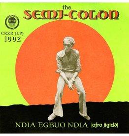 Traffic Entertainment Group Semi Colon - Ndia Egbuo Ndia (Afro-Jigida)