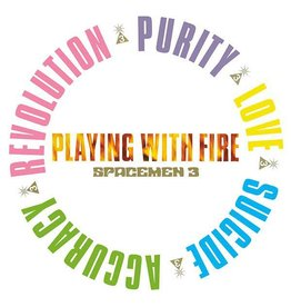 Adasam Limited Spacemen 3 - Playing With Fire