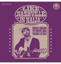 Traffic Entertainment Group Various - Like Nashville In Naija