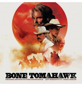 Invada Records Herriott / Zahler - Bone Tomahawk OST