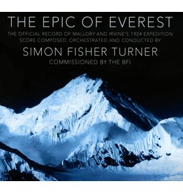 Mute Records Simon Fisher Turner - The Epic Of Everest OST