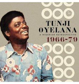 Soundway Records Tunji Oyelana - A Nigerian Retrospective 1966-79
