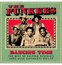 Soundway Records The Funkees - Dancing Time