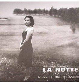 Doxy Records Giorgio Gaslini - La Notte OST