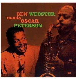 Jazz Wax Records Ben Webster - Meets Oscar Peterson