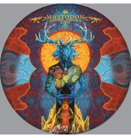 Reprise Records Mastodon - Blood Mountain (picture disc)