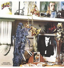 Virgin Brian Eno - Here Come The Warm Jets