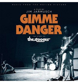 Rhino Records The Stooges - Gimme Danger OST