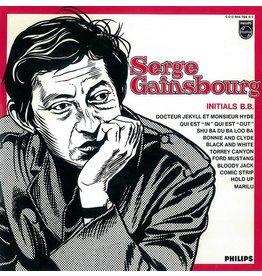 Universal Music UK Serge Gainsbourg - Initials B.B