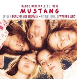 Milan Warren Ellis - Mustang OST