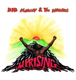 Island Records Bob Marley & The Wailers - Uprising