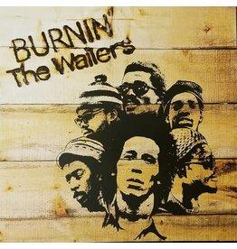 Island Records Bob Marley & The Wailers - Burnin'