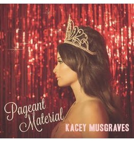 Mercury Records Kacey Musgraves - Pageant Material