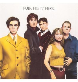 Island Records Pulp - His 'N' Hers