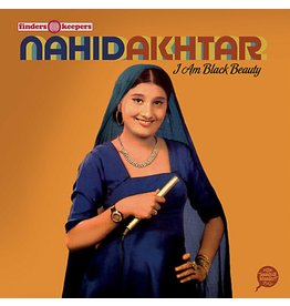 Finders Keepers Records Nahid Akhtar - I Am Black Beauty