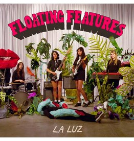 Hardly Art La Luz - Floating Features (coloured vinyl)