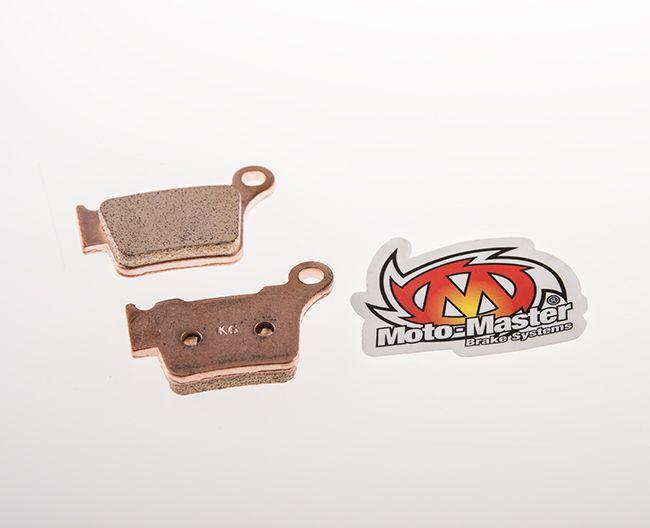 Moto Master Bremsbeläge hinten für Brembo / Magura
