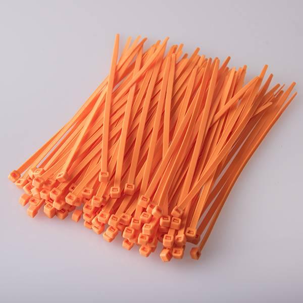 Kabelbinder Orange 4,8 x 200 mm