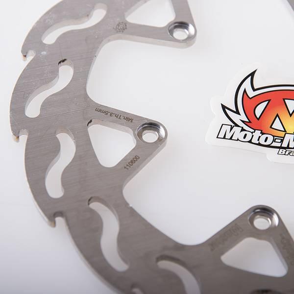 Moto Master Bremsscheibe Flame hinten BETA