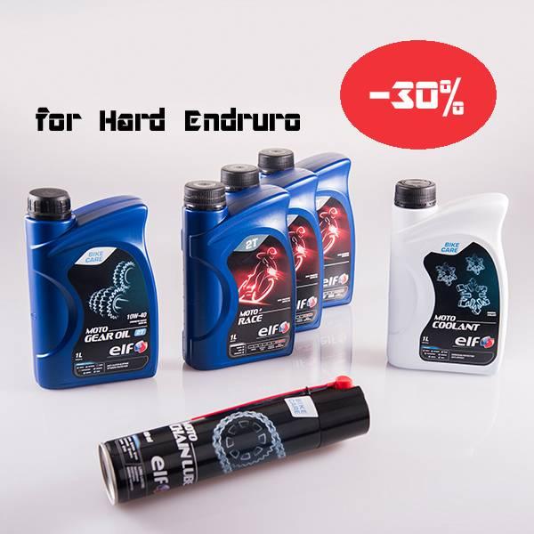 Elf  Hard Enduro Set 2T