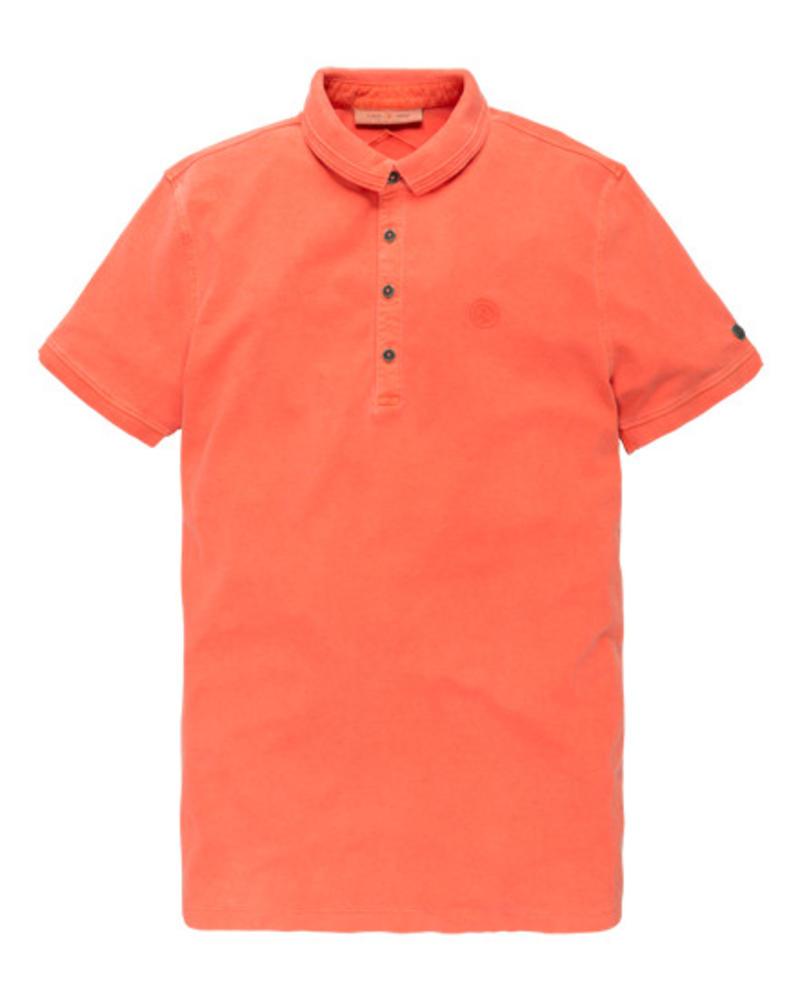 Cast Iron Cast Iron Poloshirt CPSS182320