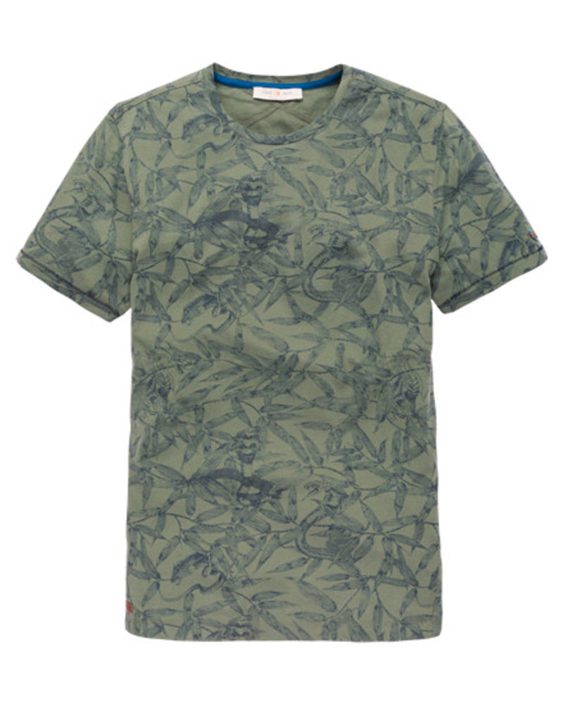 Cast Iron Cast Iron T-Shirt  CTSS182331-6127