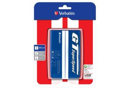 Verbatim Store N Go 2,5 2 TB Blue/White