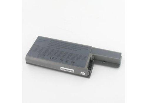Blu-Basic Laptop Accu 11.1V 6600mAh voor Dell Latitude D830, Dell Latitude D820