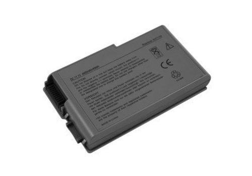 Blu-Basic Laptop Accu 4400mAh voor Dell Latitude D600, Dell Latitude D610