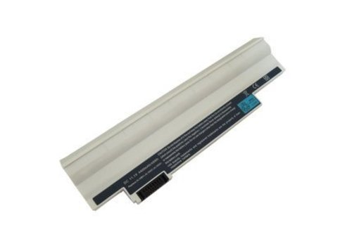 Blu-Basic Laptop Accu Wit 4400mAh voor Acer Aspire One D255, Acer Aspire One 722      722