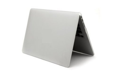 Blu-Basic MacBook Air 13 Hard Plastic Case (Transparant)