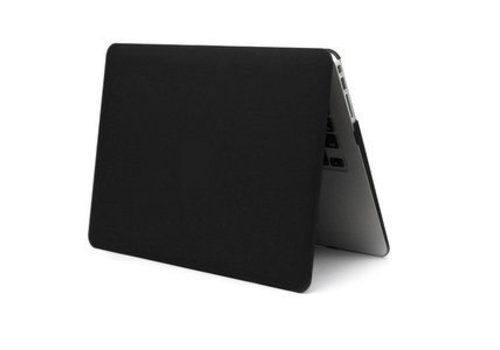 Blu-Basic MacBook Pro Retina 15 inch Harde beschermhoes (Zwart)