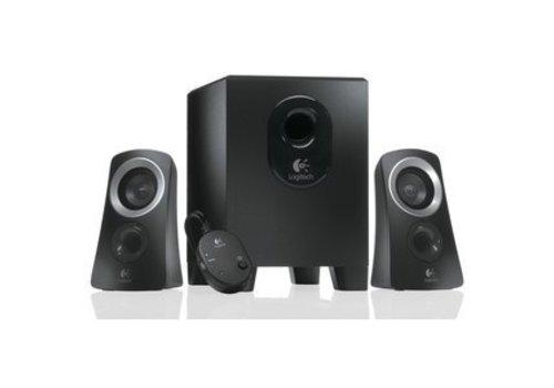 Logitech Z313 2.1 Speakerset 25W - Zwart