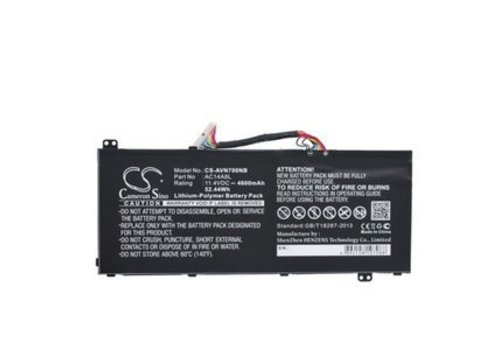 Replacement parts Laptop accu voor Aspire V15 Nitro/ Aspire VN7/ Aspire VN7-571/ Aspire VN7-571