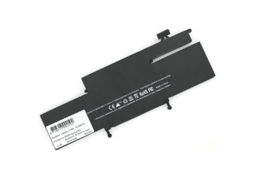 Replacement parts Laptop Accu 6330mAh voor Apple Macbook Pro Retina A1502